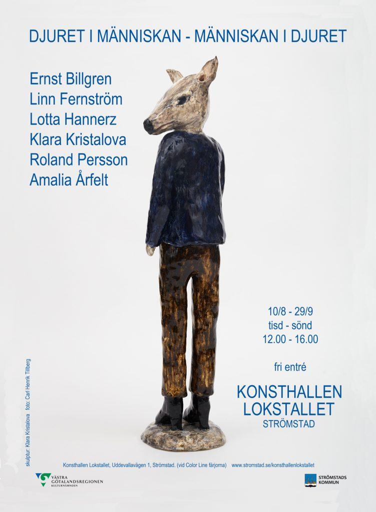 Utställning i Strömstad