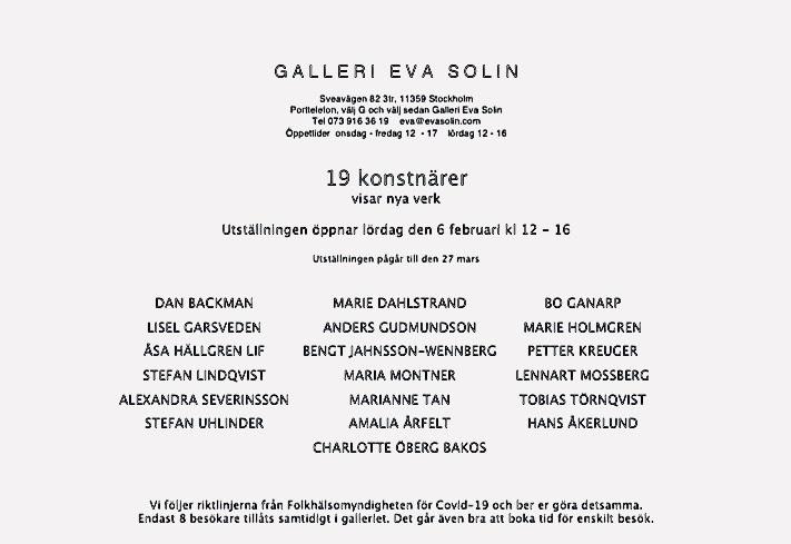 Galleri Eva Solin