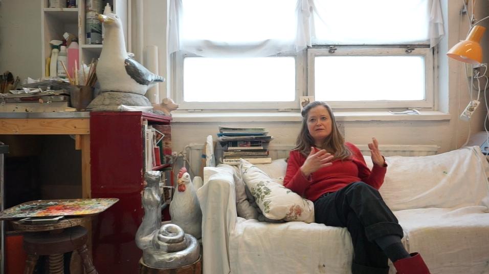 Amalias Bildvärld (video)